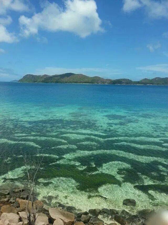 Parslin Island, Seychelles