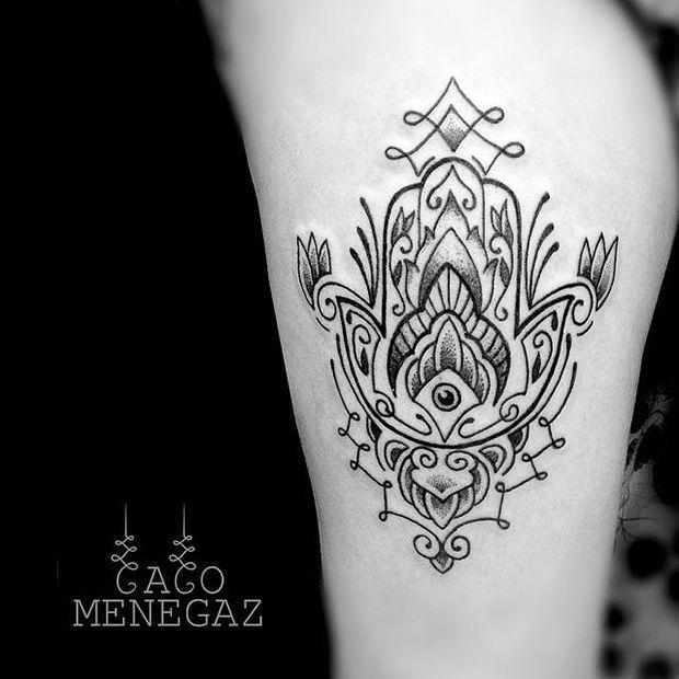 Caco Menegaz mandala tattoo 04
