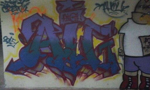 Aig crew! Ahou..
