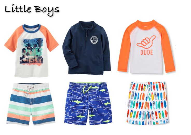 toddler and baby swimwear for boys