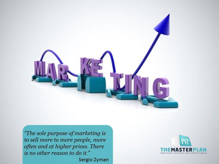 Strategia de marketing trebuie sa puna pe aceeasi linie consumatorul, produsul si vanzarile. #marketingstrategy