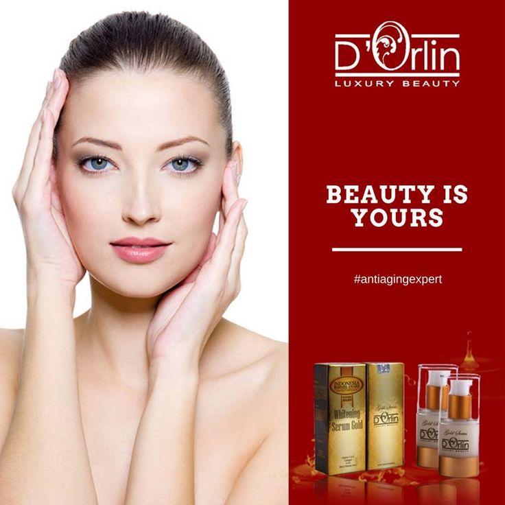 BEST QUALITY INGREDIENTS - Mengenyalkan mengencangkan kulit wajah - Mengurangi garis kerutan tanda penuaan dini - Untuk kecantikan kulit sekarang & nanti  More info www.orlincosmetics.com