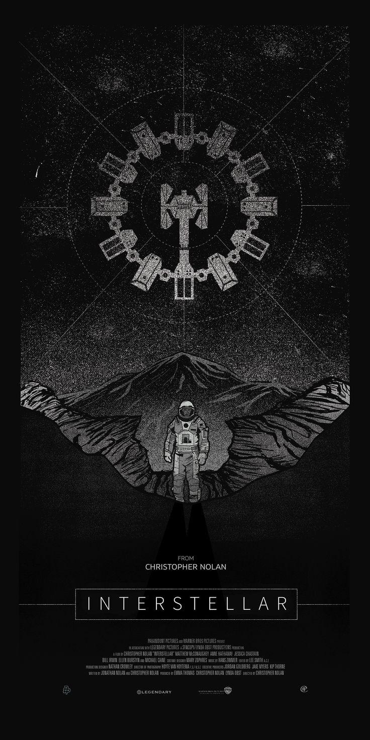 Interstellar by Harlan Elam