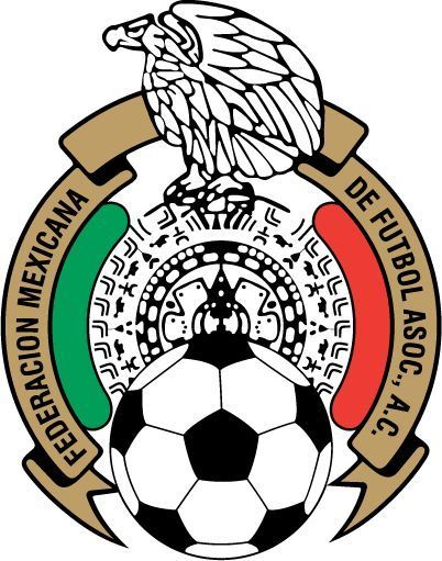 Mexico National Team Soccer Football Car Bumper Sticker Decal 4 x 5