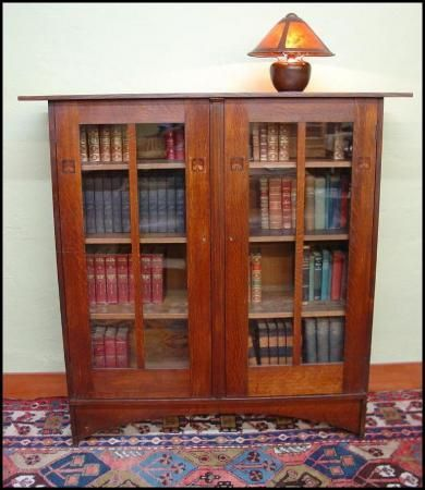 17 best images about week seven my topic on pinterest for Craftsman style bookcase plans