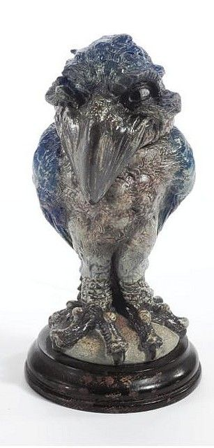 Wally bird jar The Martin Brothers Stoneware Pottery From 1870 to Late Victorian + Aesthetic Movement and Art& Crafts Period