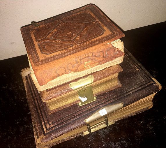 Three 19th Century Photo Albums and 161 Photos  CDV by diabolus