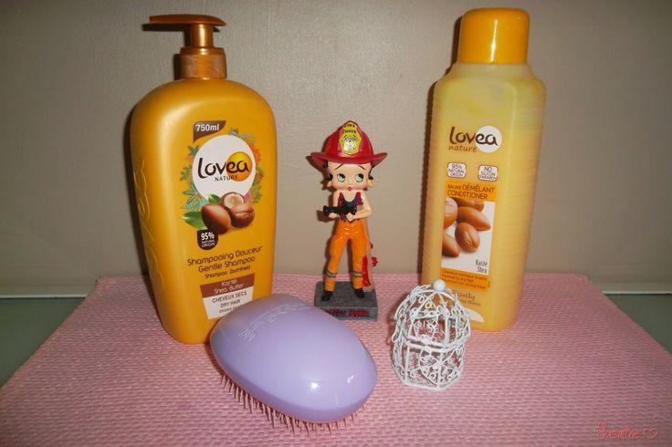 Jasmine Girly Tips: Shampoing et Après-shampoing Lovea Nature ...
