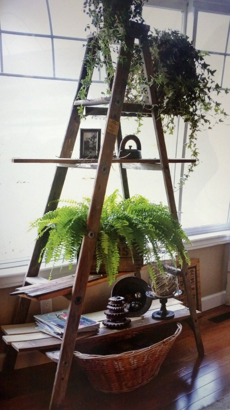 64 Best Tiered Plant Stand Images On Pinterest Wrought