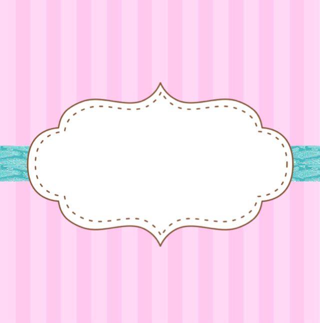 Pink #freelabel #labeldesign #eveiolabel #owndesign #girlylabel #vintagelabel #cutelabel #blackandpink #cutelabel