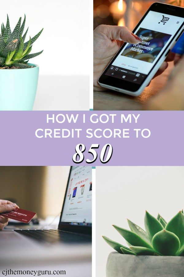 How I Got My FICO Score Up to 850