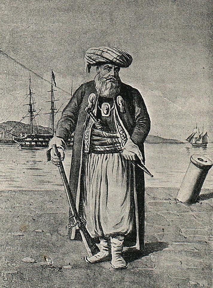 OTTOMAN ALGERIA, GHAZI HASAN PASHA Osmanlı Cezayiri, Gazi Hasan Paşa #Ottoman