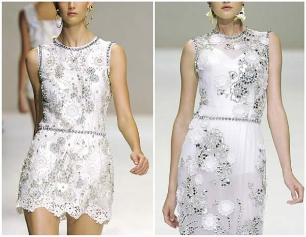 Белые платья короткие кружевные