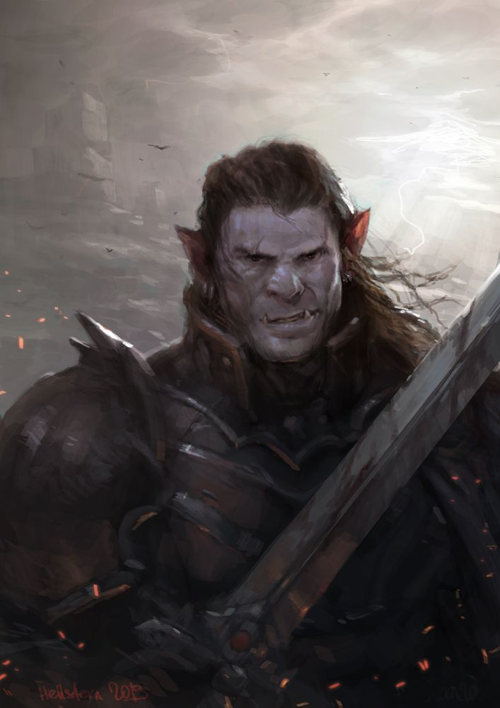 Dorn Il-Khan by Hellstern.deviantart.com on @deviantART