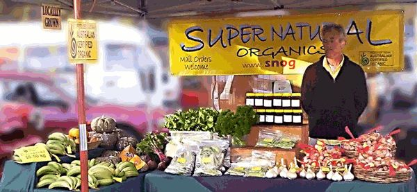 Super Natural Organics