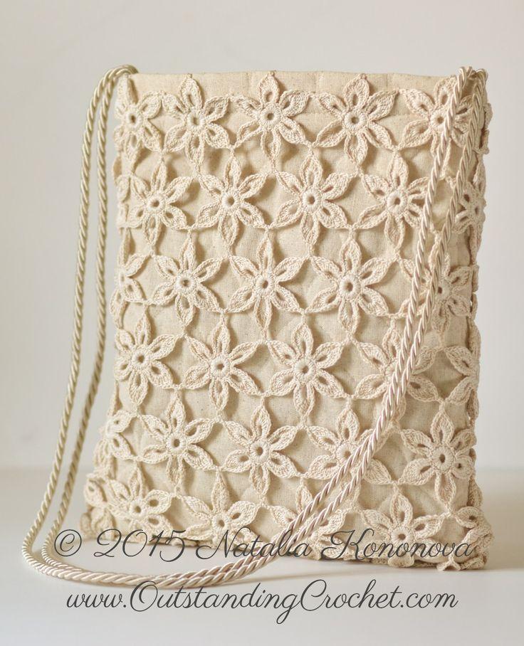 1221 mejores imágenes de crochet 7 en Pinterest | Punto de crochet ...