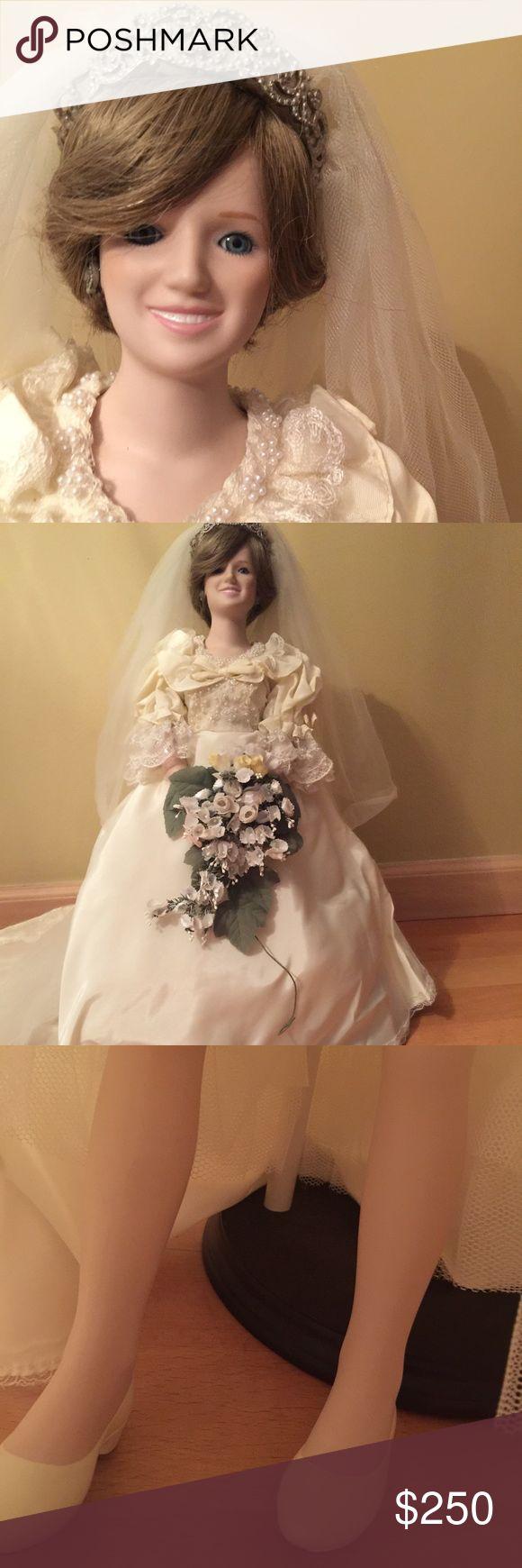 princess diana doll in wedding dress » Wedding Dresses Designs ...