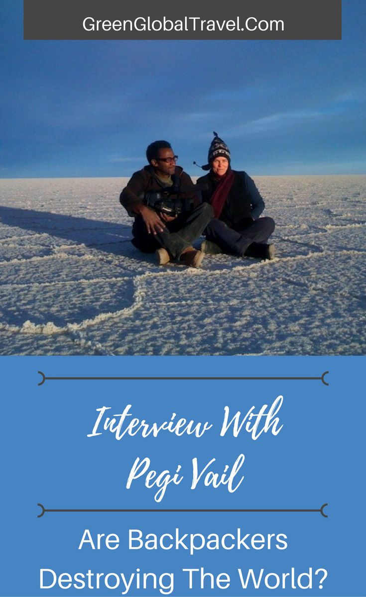 Read about our Interview with Pegi Vail, Gringo Trails Director | Backpacking | Travels | Ecotourism | Culture |