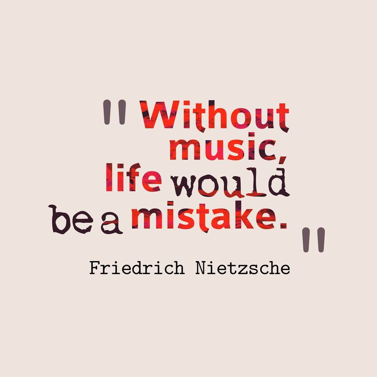 14 best Music Quotes images on Pinterest | Music quotes ...