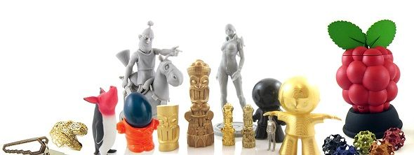 Each 3D printing material is different. Make sure to read the design guide for the material of your choice.