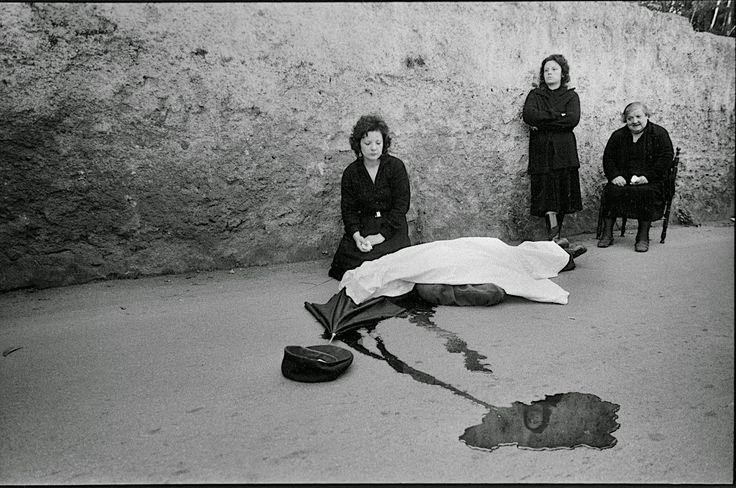 Letizia Battaglia born 5 March 1935) is an Italian photographer and photojournalist. Although her photos document a wide spectrum of Sicilian life, she is best known for her work on the Mafia.