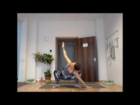Szokj rá a jógára! (jóga otthon) 6. nap- Csípőnyitás - YouTube
