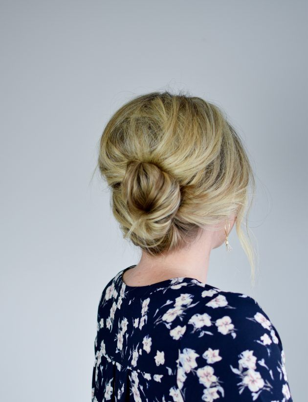 Award Season inspired Classic Updo - step by step tutorial!
