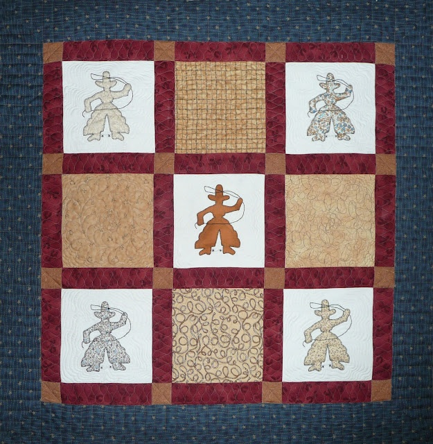 115 Best Images About Western And Cowboy Quilts On Pinterest