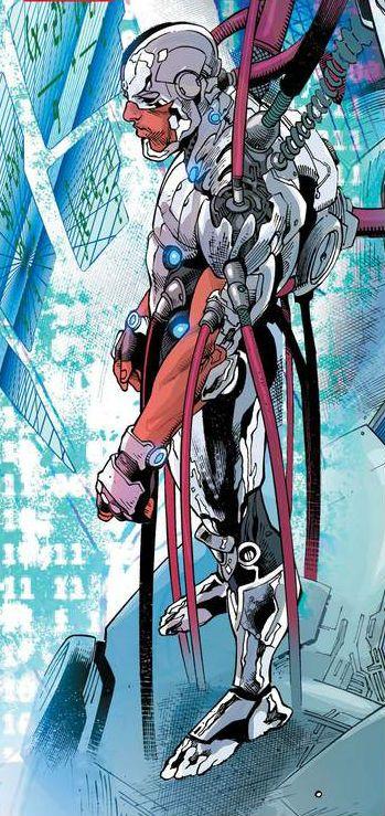 Cyborg by julio ferreira