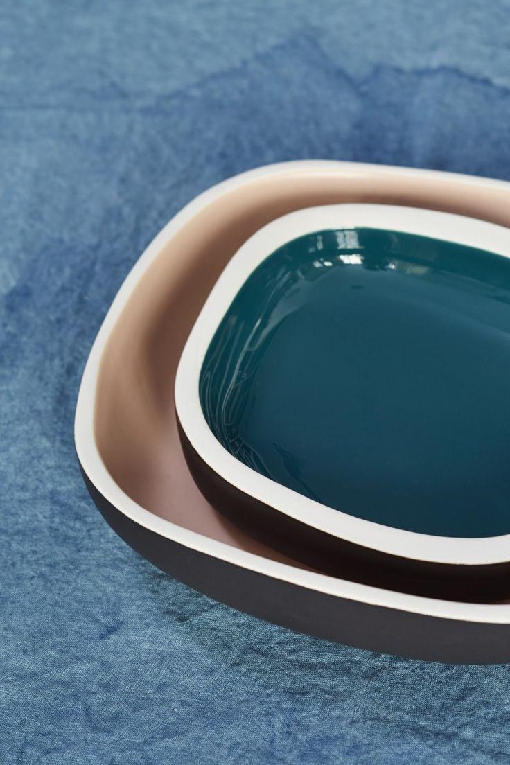 """Vide-Poche """"Sicilia"""" - Maison Sarah Lavoine Disponible en 4 couleurs et 2 tailles."""