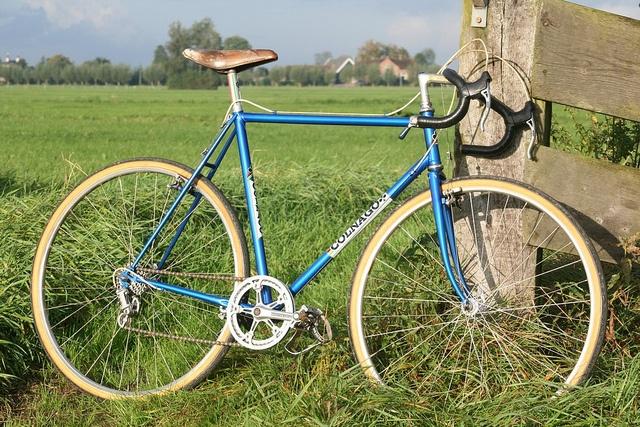 Colnago Roger de Vlaeminck cyclocross