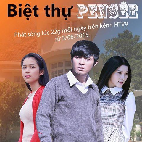 Phim Biệt Thự Pensée - HTV9
