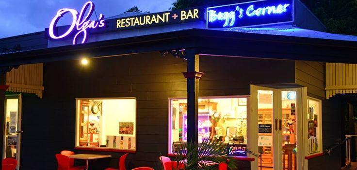 Olga's Cafe @ Shorncliffe 2015
