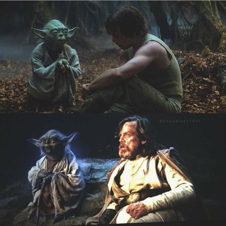 "14.3k Likes, 221 Comments - Star Wars Lore (@starwars_lore) on Instagram: ""I really liked how Yoda was a puppet in The Last Jedi like the original movies instead of CGI! …"""