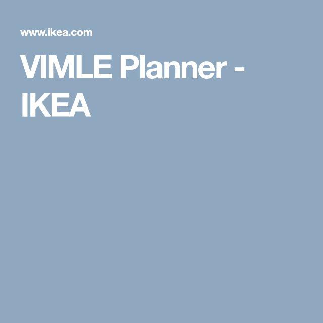 VIMLE Planner - IKEA