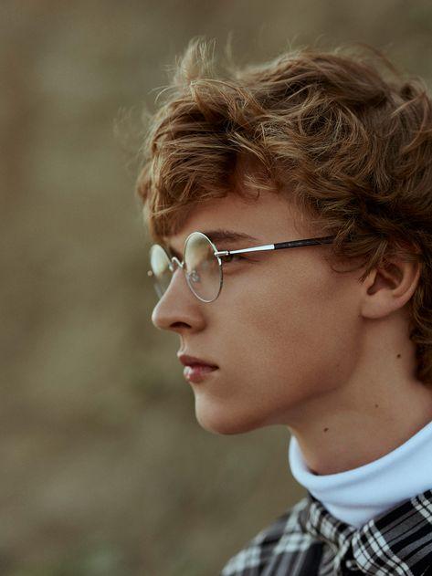 "dailymaxbarczak: "" Malva Models' Max Barczak, photography: Piotr Serafin """