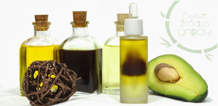 Odmładzające serum olejowe