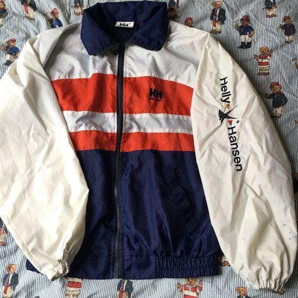 Image of Vintage Helly Hansen Twin Sails Jacket (L)