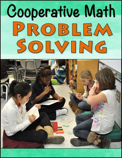 Cooperative Math Problem Solving | Guest post by Laura Candler on the Minds in Bloom blog