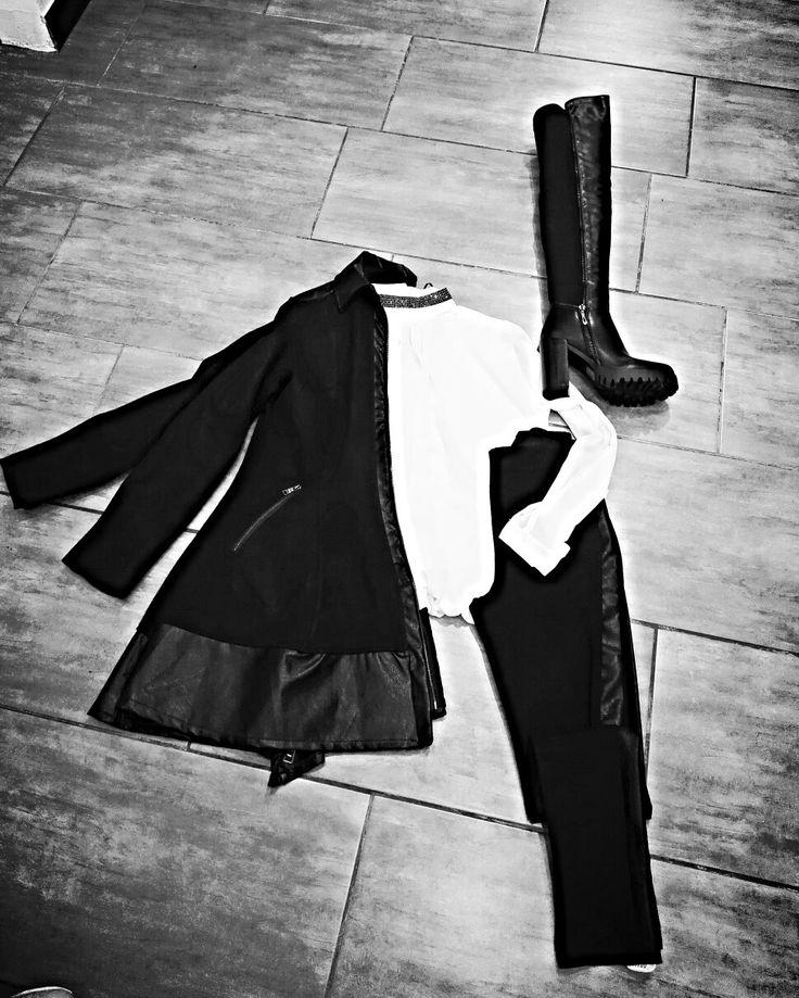 Pelle e ecopelle:il ritorno di una vecchia tendenza moda. 💗#duettoabbigliamento💗 ✨Novità✨ #solocosebelle