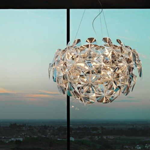 "Luceplan ""Hope"" Suspension #Decorative #Lighting #Luceplan #illuminateNE"