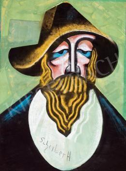 Scheiber Hugó - Kalapos férfi (Don Quijote)