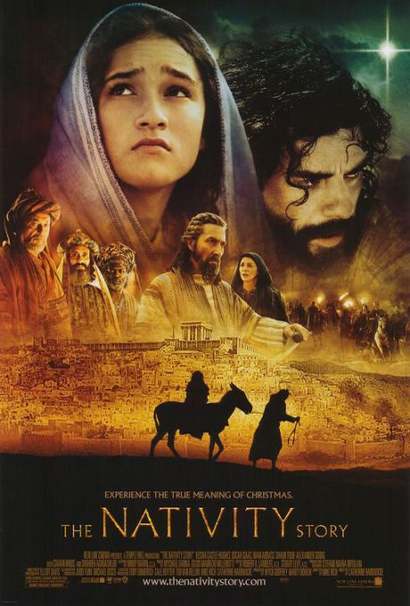 A FREE Movie on youtube--The Nativity Story (2006). DESCRIPTION: A drama that focuses on the period in Mary and Joseph's life where they journeyed to Bethlehem for the birth of Jesus. Double Click on the picture to watch the movie.. Enjoy <3