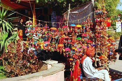 Dilli Haat, Delhi