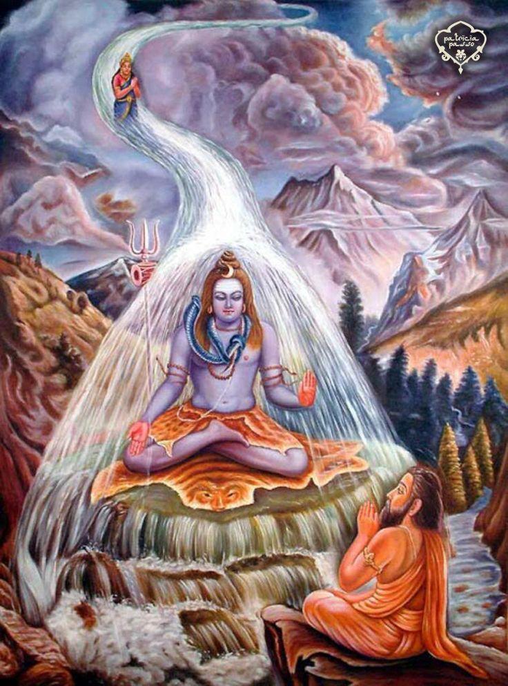 Cuenta la mitología hindú que hubo un rey en la India llamado Sagar, quién decidió ejecutar un gran sacrificio llamado Ashvamedha Yagya, o un sacrificio de caballos, para declarar la supremacía de su reino sobre los semidioses.   El rey del cielo, el Señor Indra, celoso y molesto por tal atrevimiento,s ecuestró el caballo que iba a ser utilizado en el sacrificio, y lo escondió en el bosque, en el ashram del sabio Kapiladev, quien estaba meditando silenciosamente durante muchos años. El rey…