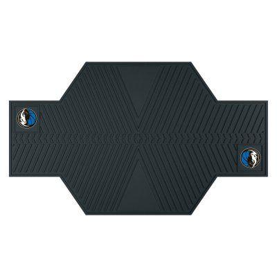 Fan Mats NBA Basketball Motorcycle Garage Floor Mat - 15374