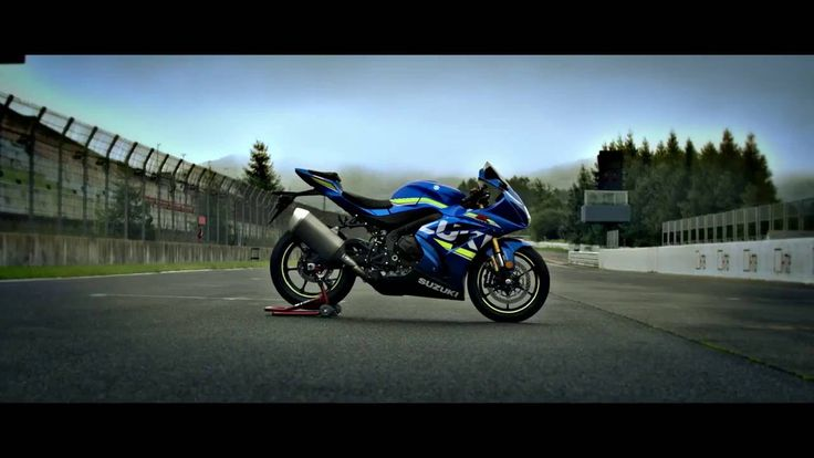 2017 Suzuki GSX R1000R Official Promotional Video