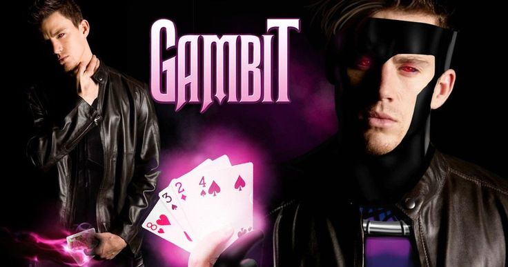 Channing Tatum Confirms Gambit Movie Will Start from Scratch -- Following the success of Logan and Deadpool, Channing Tatum says his Gambit movie has completely fresh. -- http://movieweb.com/gambit-movie-starting-over-channing-tatum-x-men/