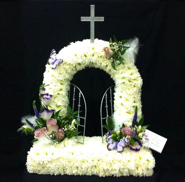 Novelty Funeral Flowers UK