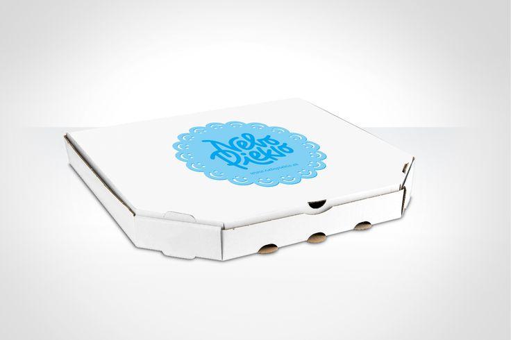 pizza krabica 40 cm